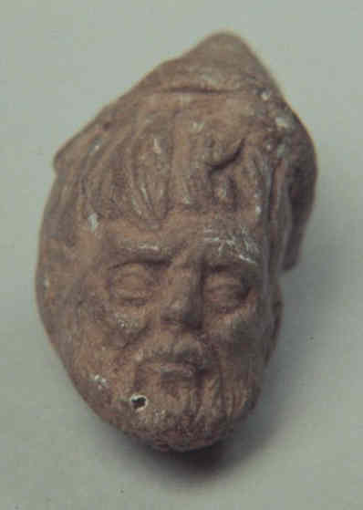 Pre Columbian Roman Bust Found In Mexico